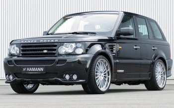Vehicles - Range Rover Wallpapers and Backgrounds ID : 259011
