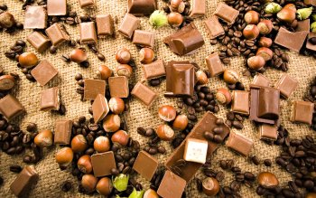 Food - Chocolate Wallpapers and Backgrounds ID : 260683