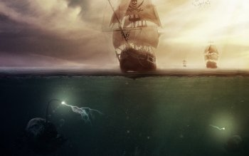 Fantasy - Pirate Wallpapers and Backgrounds ID : 261181