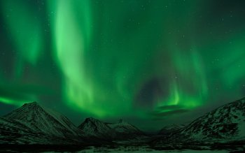 Earth - Aurora Borealis Wallpapers and Backgrounds ID : 261263