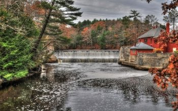 Man Made - Grist Mill Wallpapers and Backgrounds ID : 262203