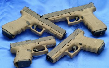 Weapons - Glock Pistol Wallpapers and Backgrounds ID : 262461