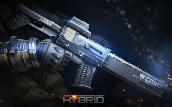 Video Game - Hybrid Wallpapers and Backgrounds ID : 262481