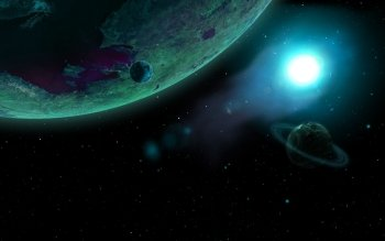 Sci Fi - Planets Wallpapers and Backgrounds ID : 262603