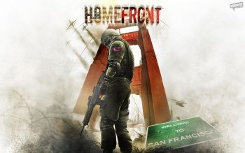 Video Game - Homefront Wallpapers and Backgrounds ID : 262643