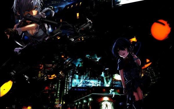 Anime Touhou Nue Houjuu Sakuya Izayoi HD Wallpaper   Background Image