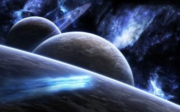 Science-Fiction - Planetscape Wallpapers and Backgrounds ID : 263491