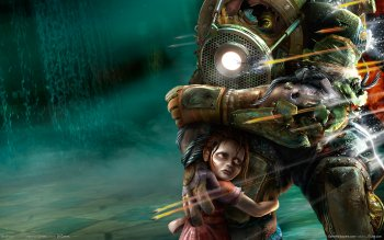 Video Game - Bioshock 2 Wallpapers and Backgrounds ID : 263863