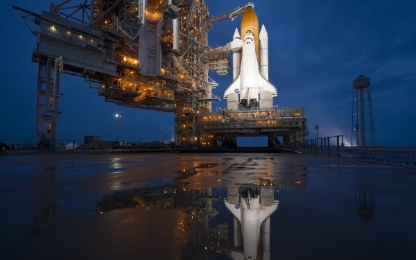 Vehicles Space Shuttle atlantis Space Shuttles Shuttle Space NASA HD Wallpaper | Background Image