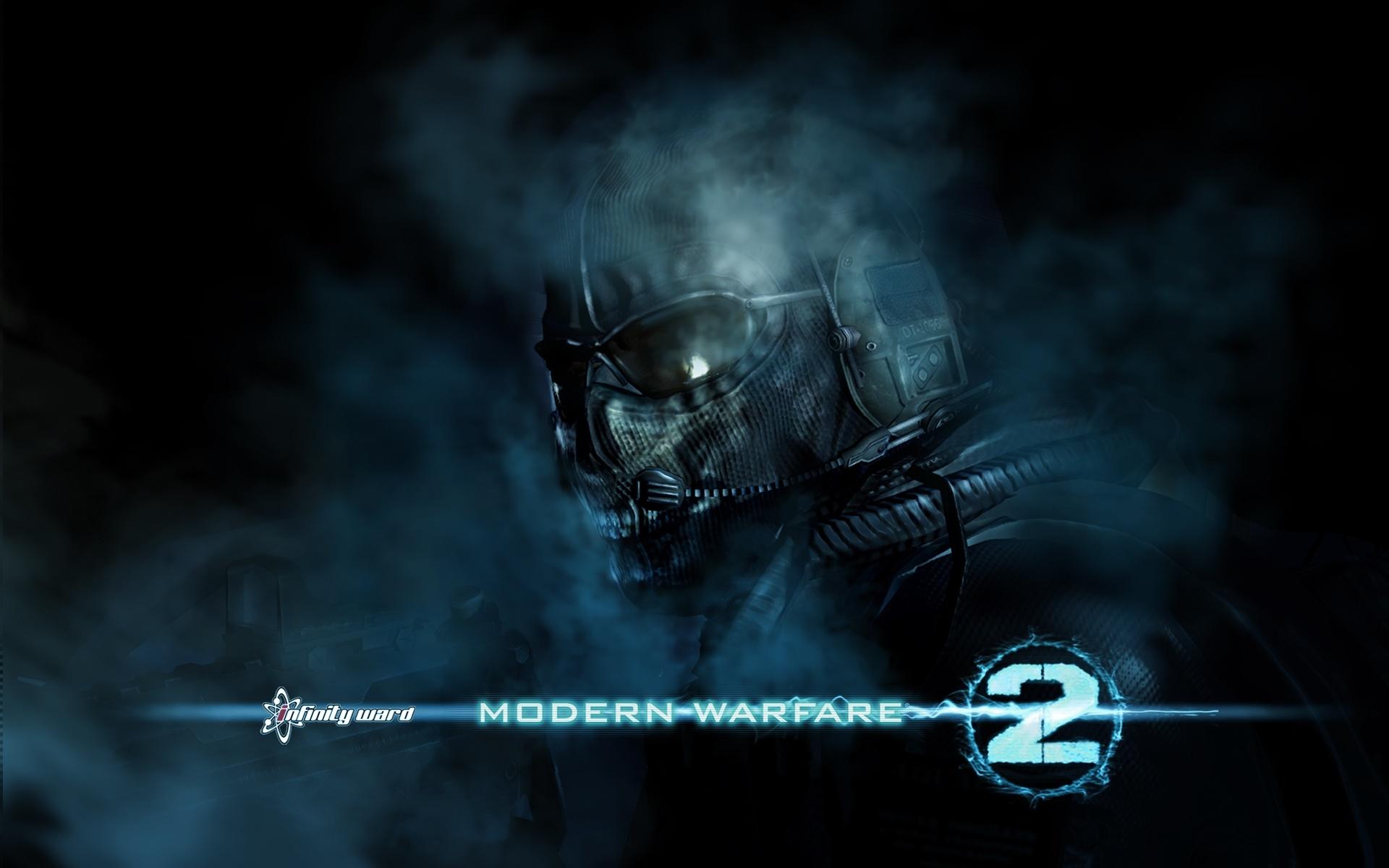 Video Game - Call Of Duty: Modern Warfare 2  Call Of Duty Mw2 CoD Wallpaper