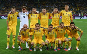 Sports - Ukraine National Football Team Wallpapers and Backgrounds ID : 264473