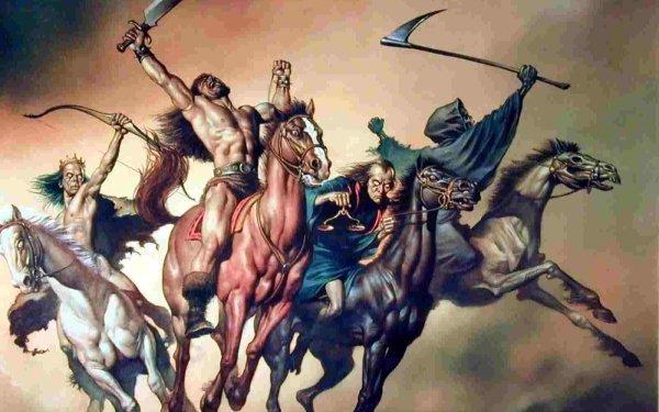 Religiös Christian Apocalypse HD Wallpaper | Hintergrund