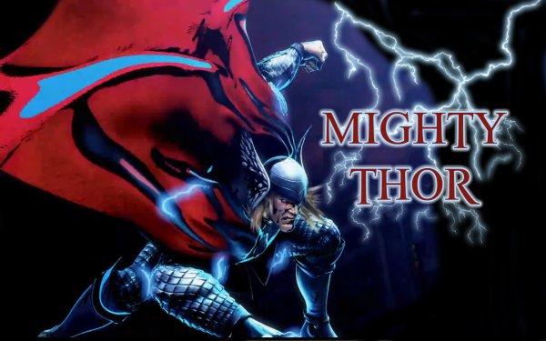 Video Game Marvel Vs. Capcom  Marvel Comics Thor Comics Street Fighter HD Wallpaper | Background Image