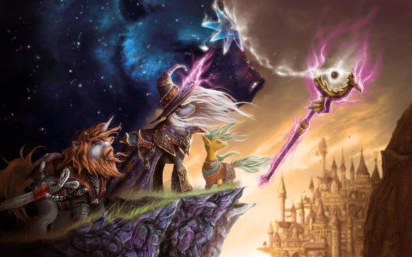 TV Show My Little Pony: Friendship is Magic My Little Pony Trixie Snips Snails Ursa Minor HD Wallpaper | Background Image