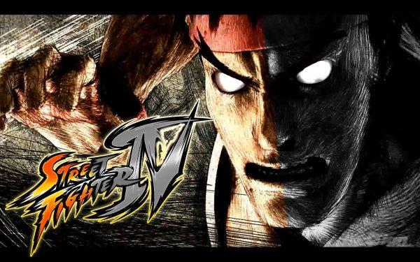 Video Game Street Fighter Ryu Akuma HD Wallpaper   Background Image