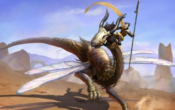 Fantasy - Warrior Wallpapers and Backgrounds ID : 265591