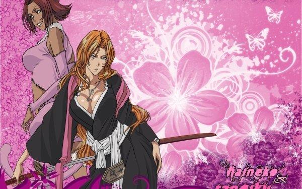 Anime Bleach Rangiku Matsumoto Haineko HD Wallpaper   Background Image