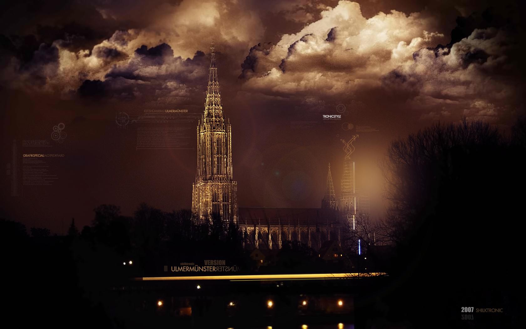 Religieux - Cathédrale  Fond d'écran