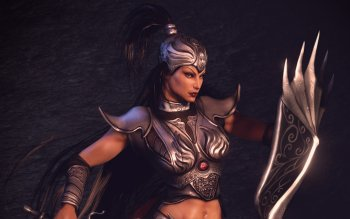 Fantasy - Women Warrior Wallpapers and Backgrounds ID : 266021