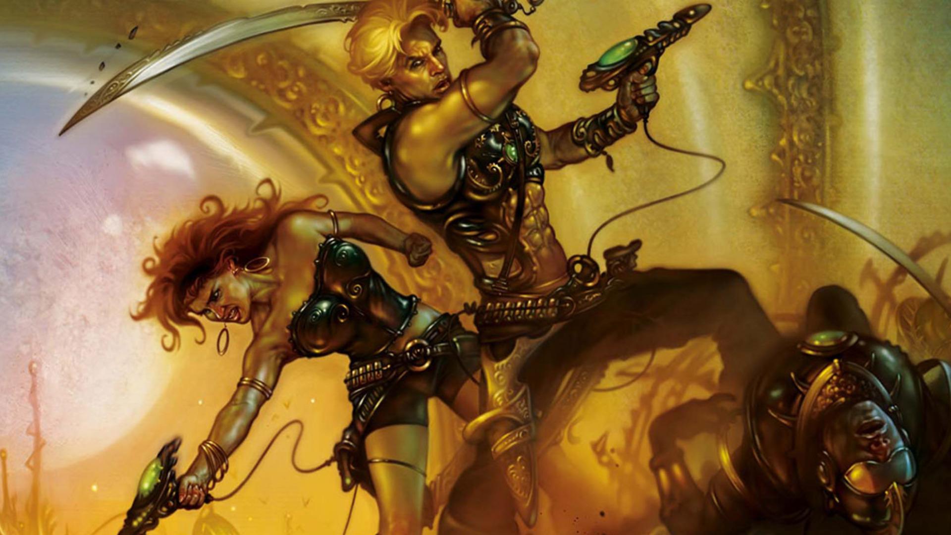 Porn sci fi fantasy wallpapers xxx scene