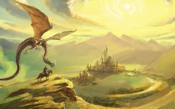 Fantasy - Dragon Wallpapers and Backgrounds ID : 267551