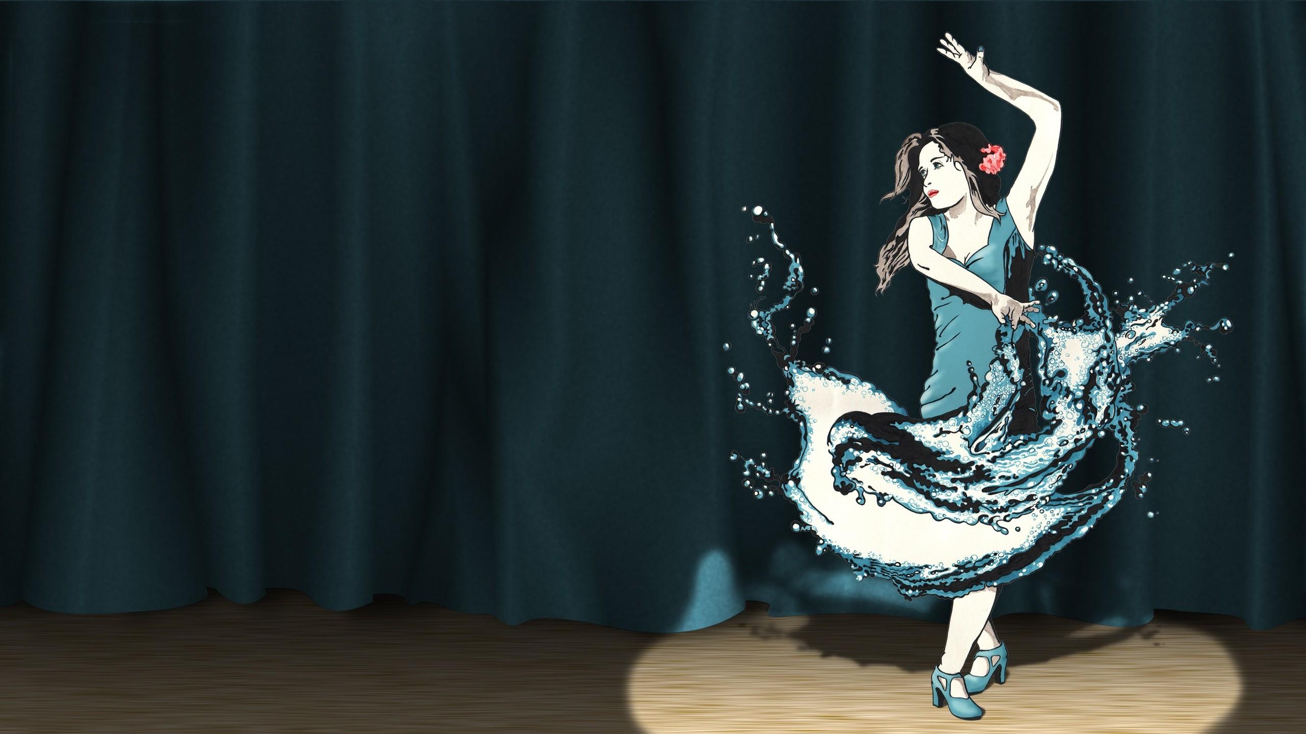 dance computer wallpapers desktop backgrounds 2560x1440