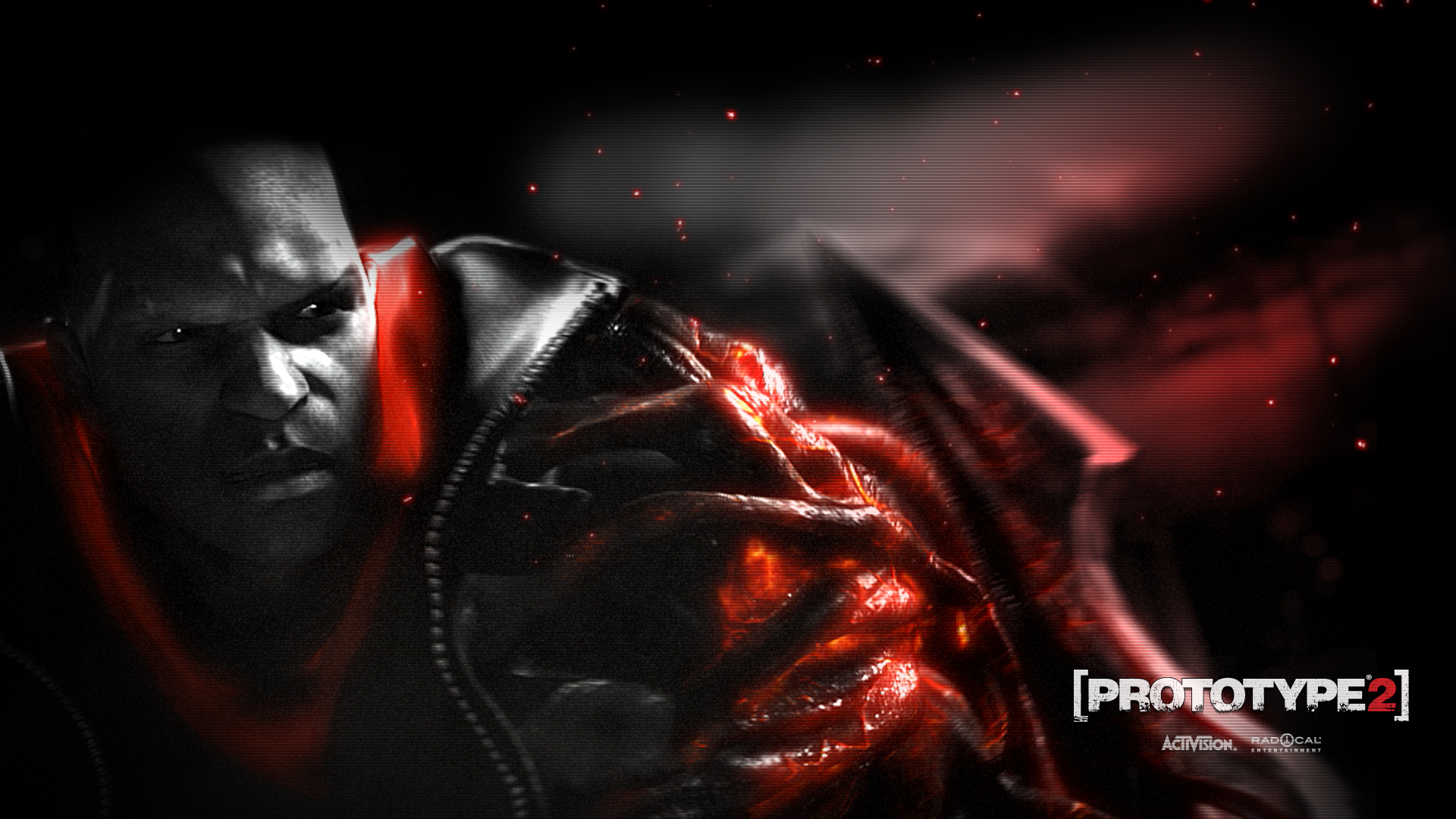 Prototype 2 Wallpapers Hd: Prototype 2 Full HD Wallpaper And Background Image