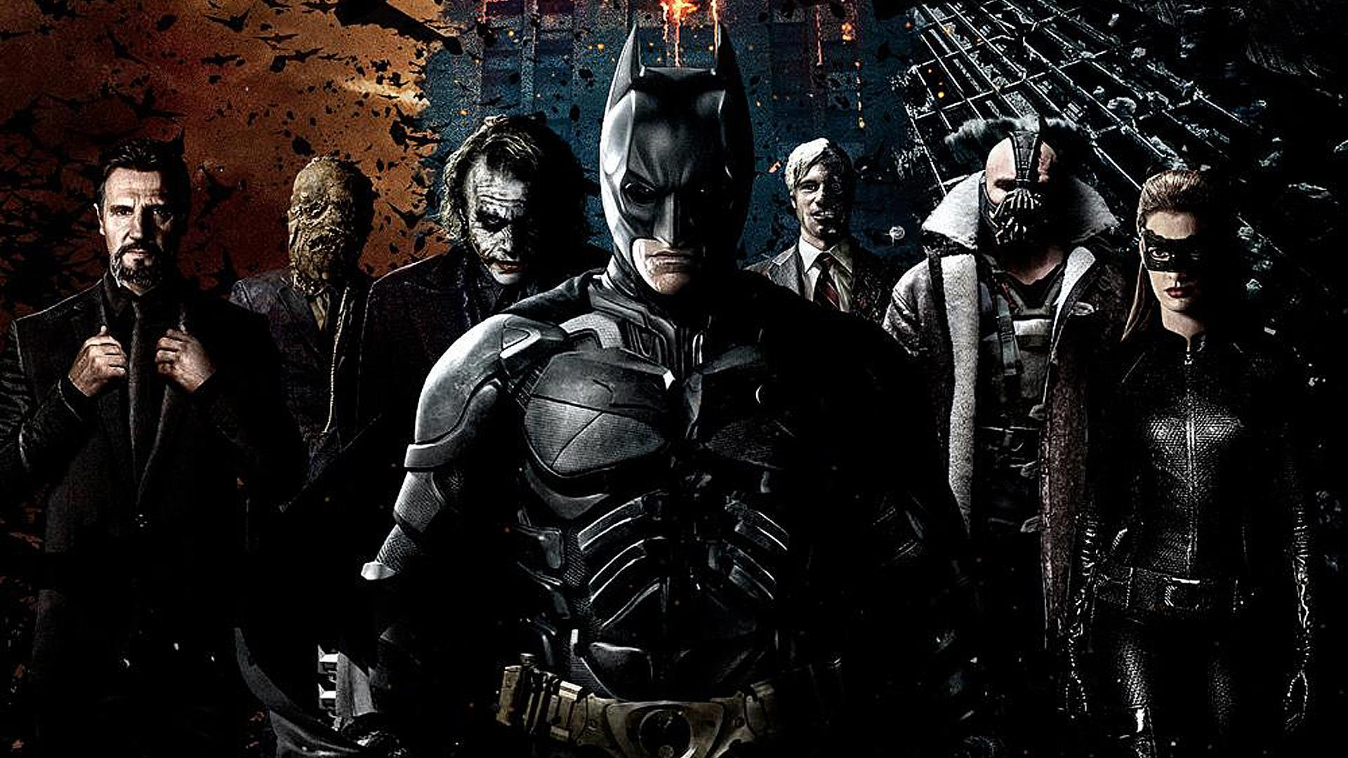The Dark Knight Rises Full HD Wallpaper and Background ...