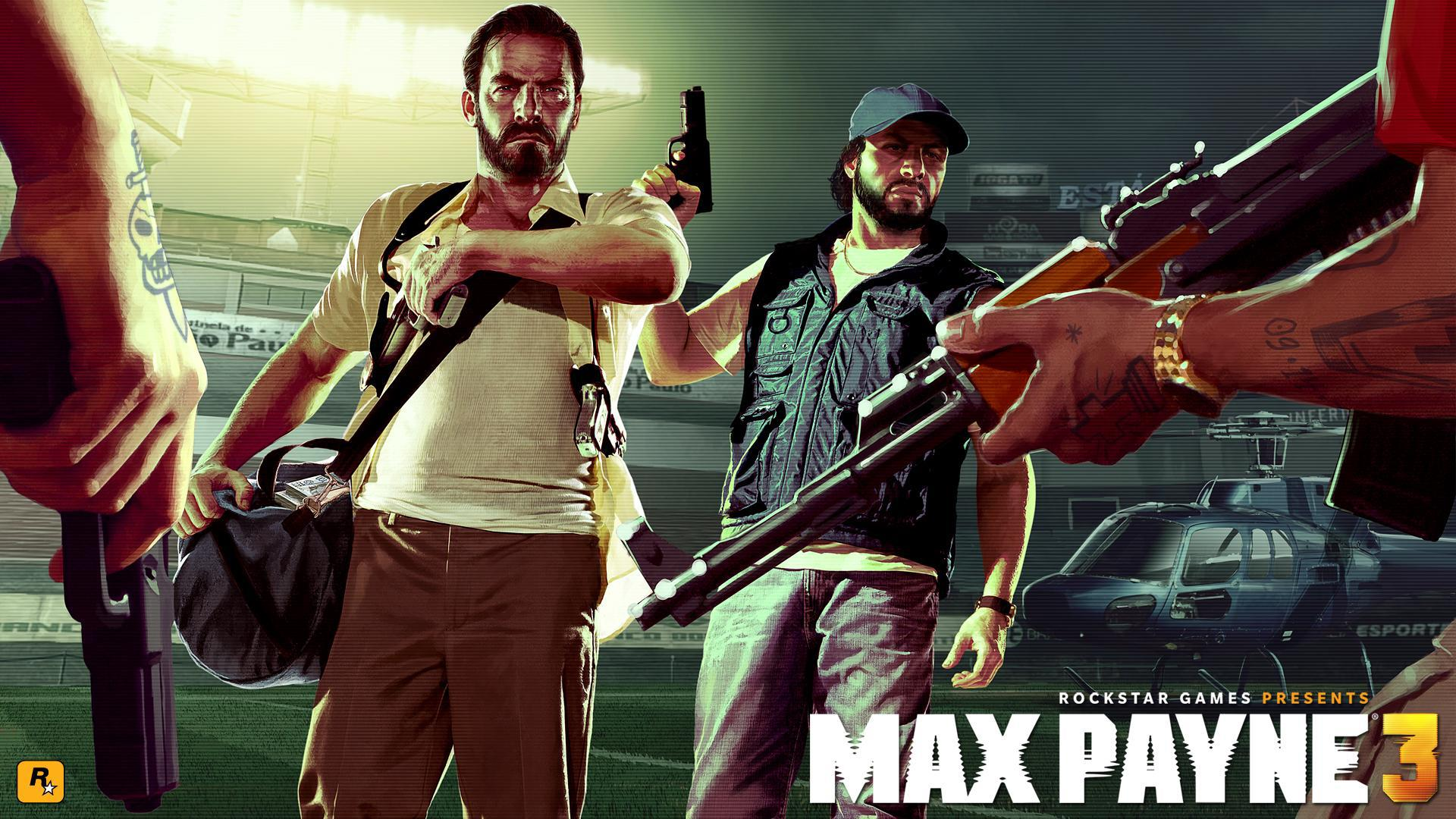 Max Payne 3 Hd Wallpaper Background Image 1920x1080 Id