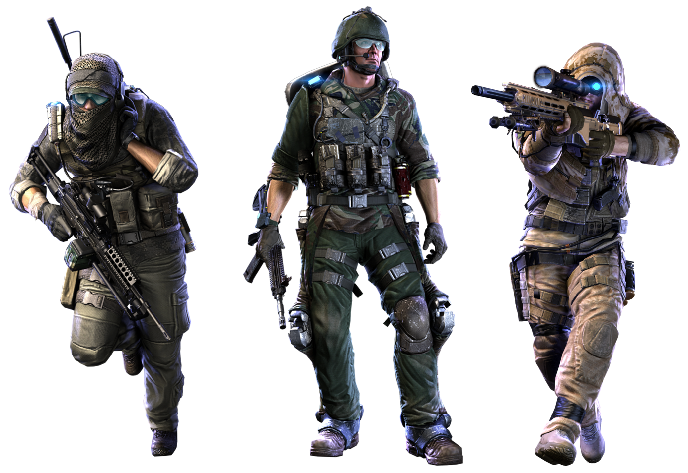 Tom Clancy's Ghost Recon Phantoms Wallpaper And Background