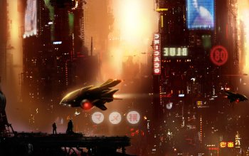 Sci Fi - City Wallpapers and Backgrounds ID : 269263