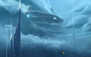 Sci Fi - Spaceship Wallpapers and Backgrounds ID : 269383