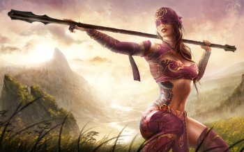 Fantasy - Women Warrior Wallpapers and Backgrounds ID : 269621