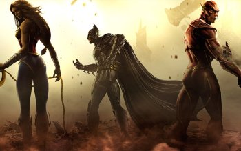 Video Game - Injustice: Gods Among Us Wallpapers and Backgrounds ID : 269943