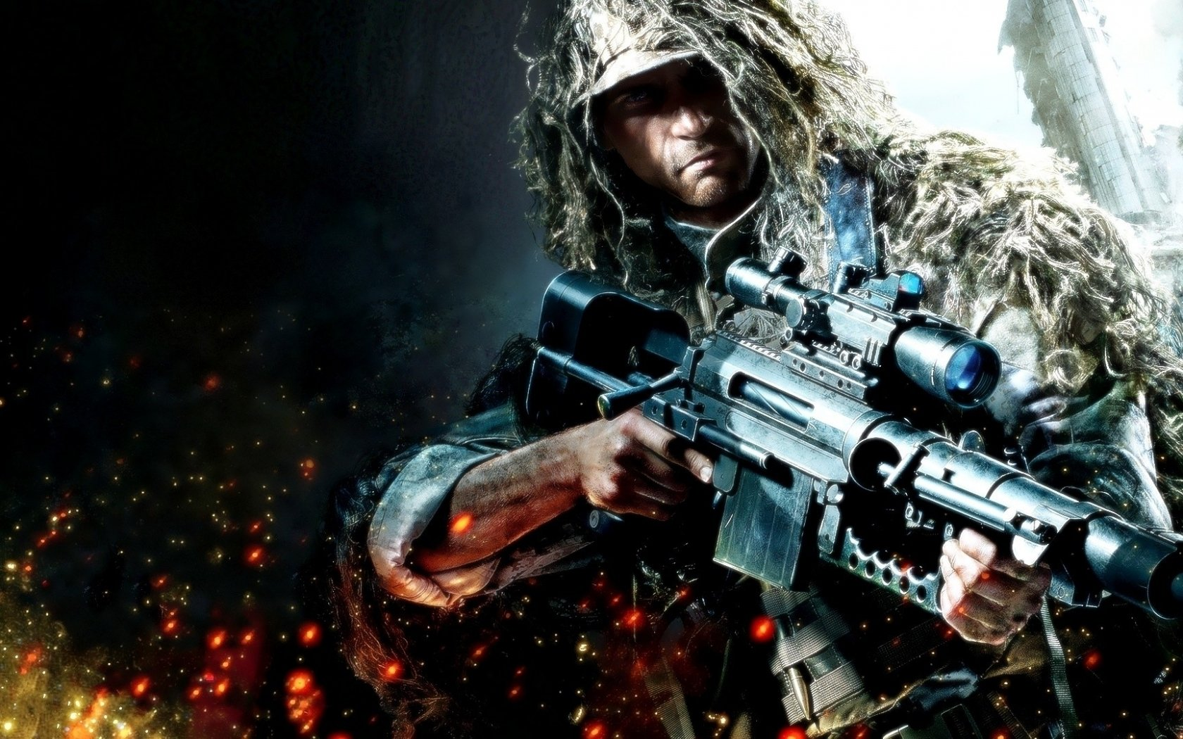 16 sniper: ghost warrior 2 hd wallpapers | background images