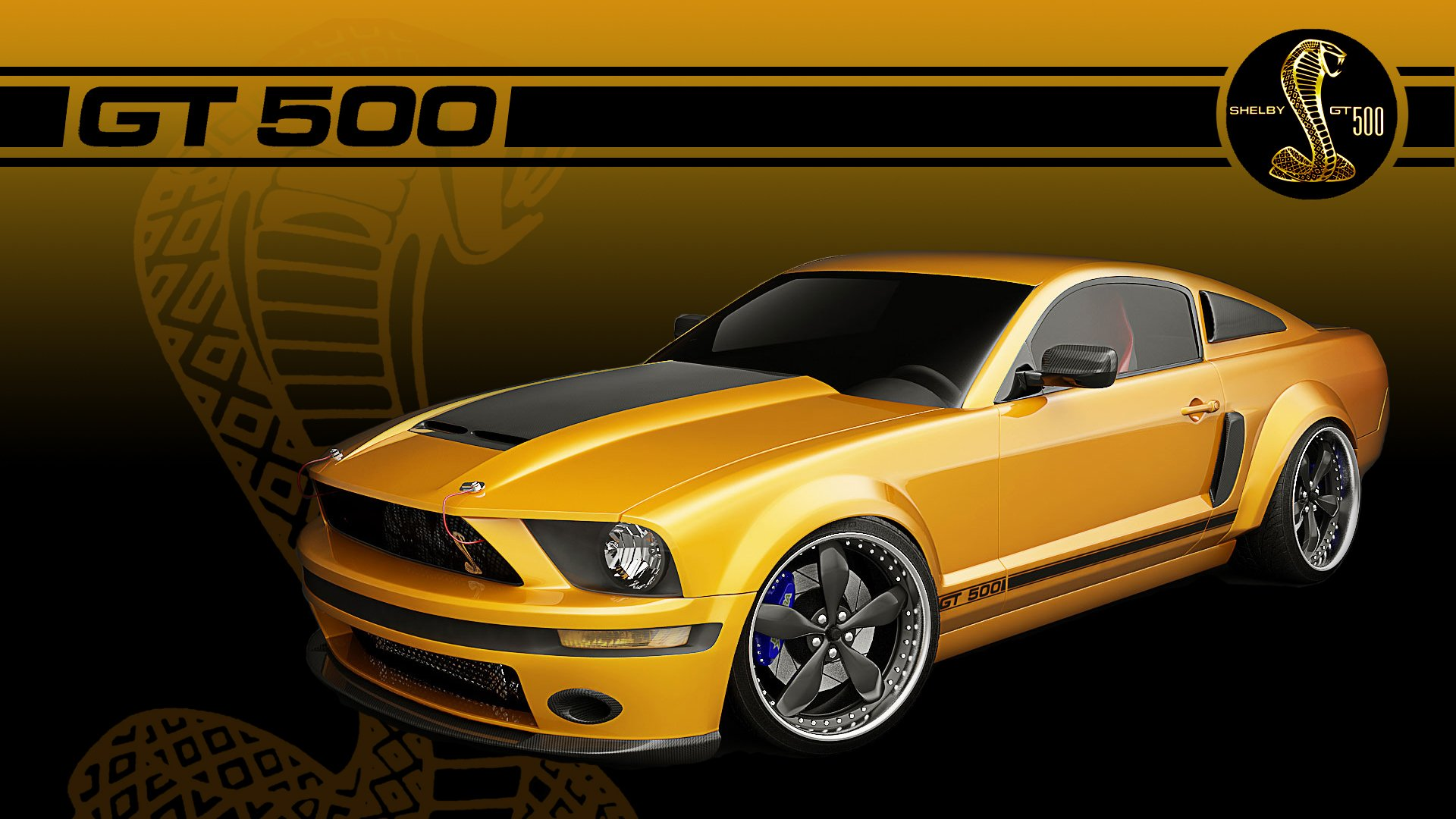 ShelbyGT500 Full HD Wallpaper and Hintergrund  1920x1080  ID:270203