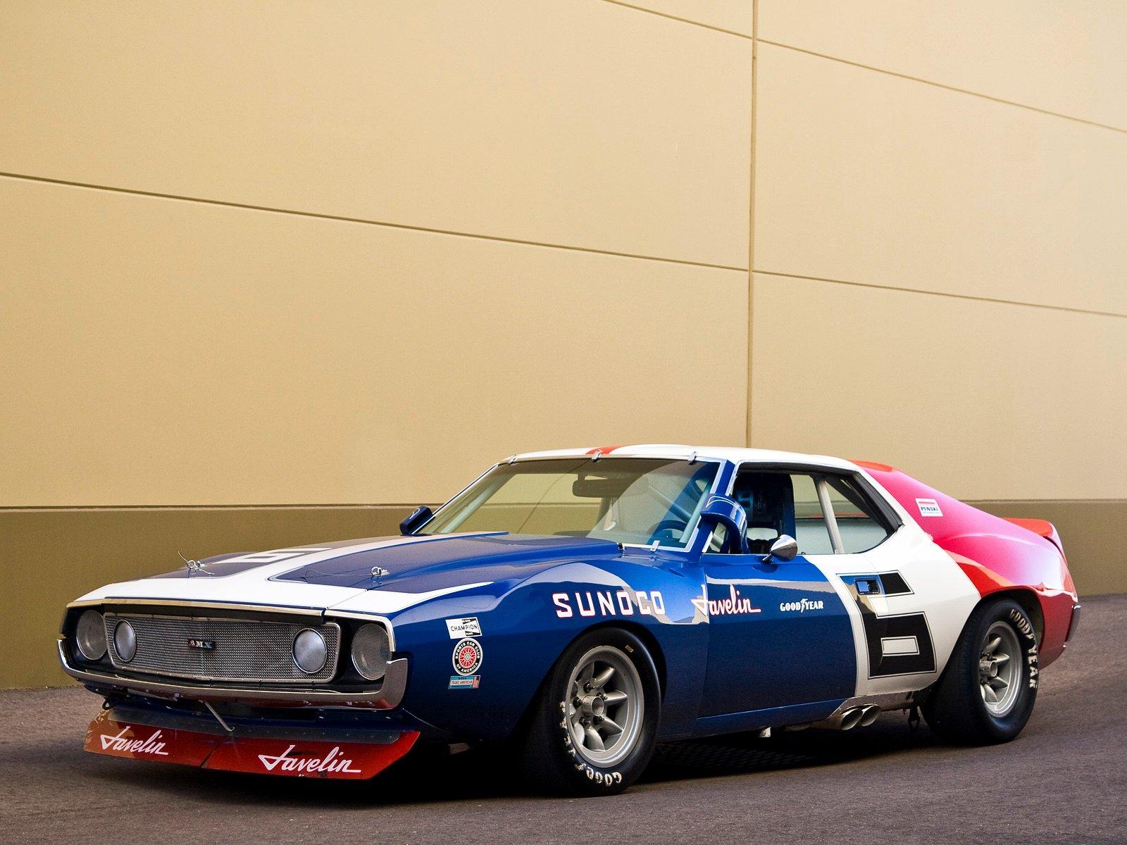 Amc Javelin Race Cars