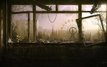 Sci Fi - Post Apocalyptic Wallpapers and Backgrounds ID : 270003