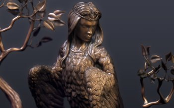 Fantasy - Sirin Wallpapers and Backgrounds ID : 270141
