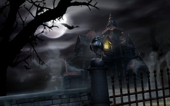 Dark - Building Wallpapers and Backgrounds ID : 270243