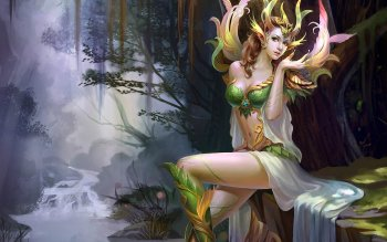 Fantasy - Fairy Wallpapers and Backgrounds ID : 270911