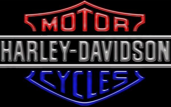 Vehicles Harley-Davidson Motorcycles Sign Logo HD Wallpaper | Background Image