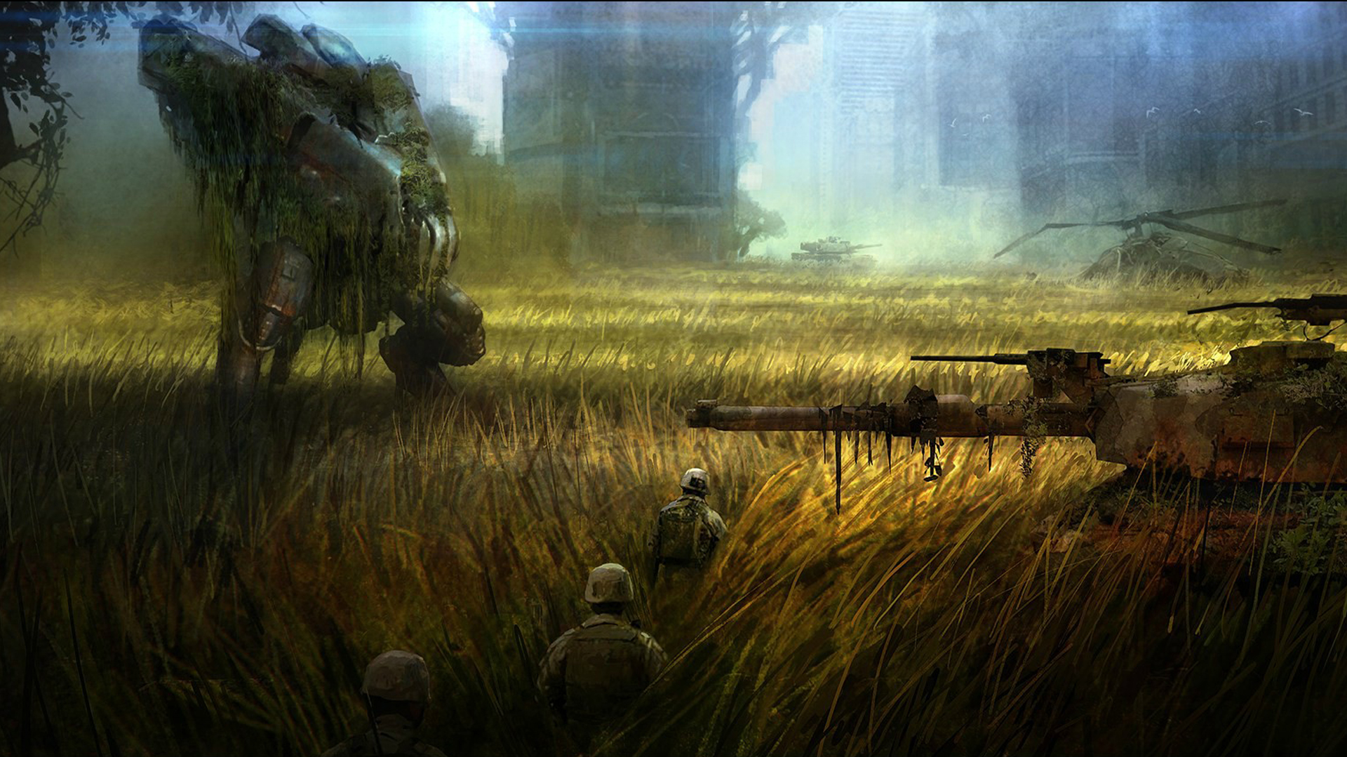 Crysis 3 hd wallpaper background image 1920x1080 id - Fantasy game wallpaper ...
