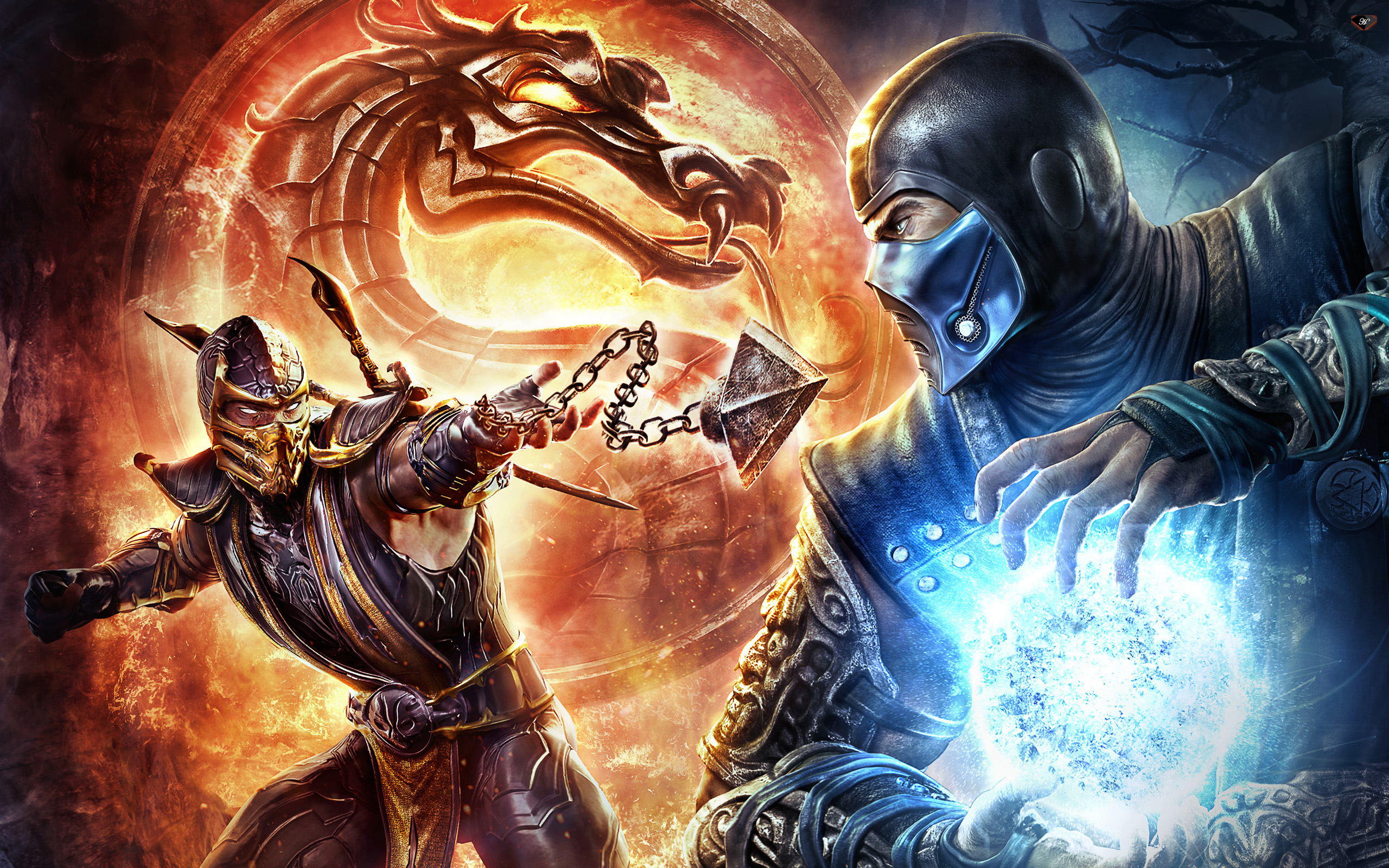 61 Sub Zero Mortal Kombat Hd Wallpapers Background Images