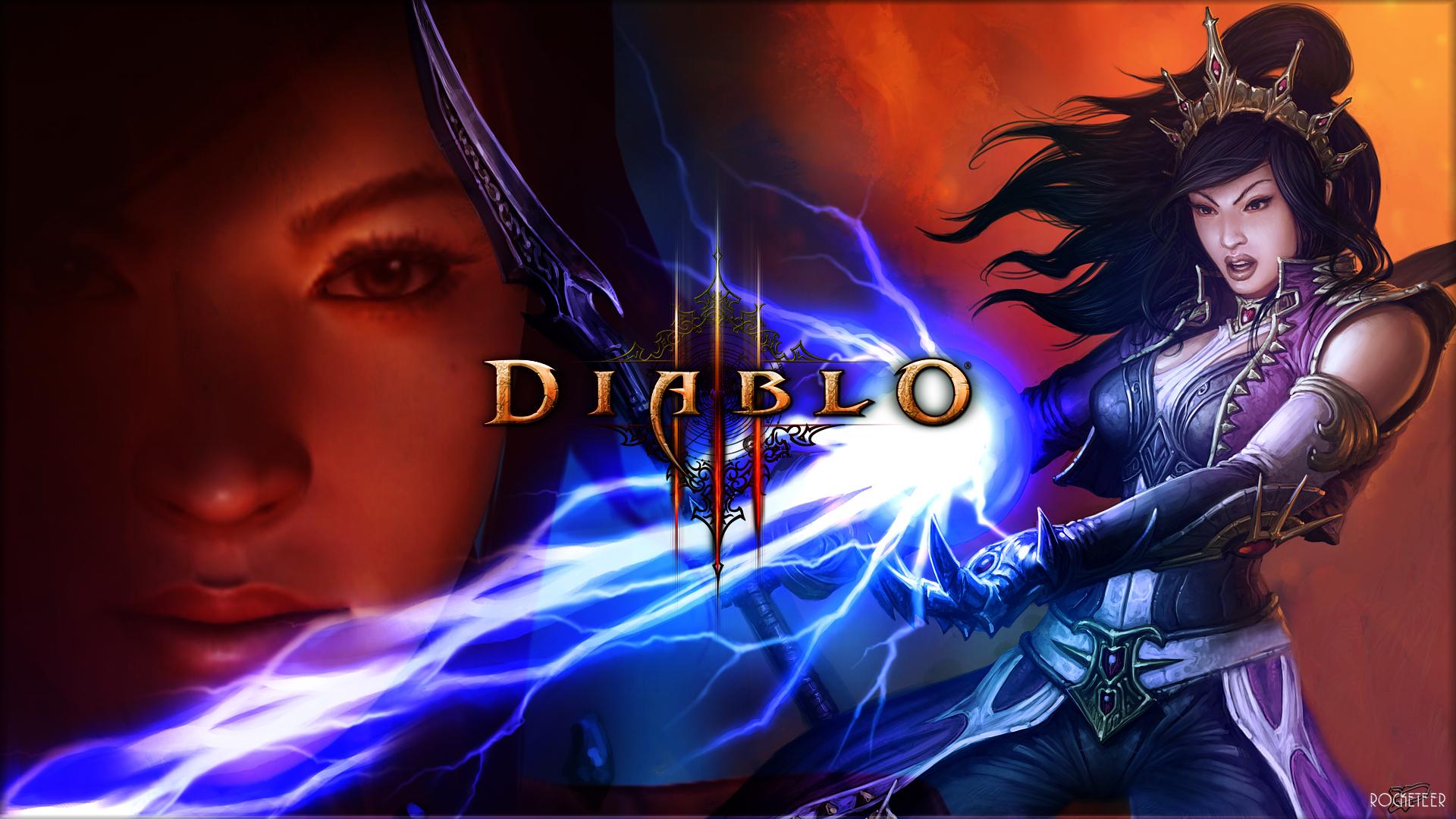 Diablo Iii Hd Wallpaper Background Image 1920x1080 Id