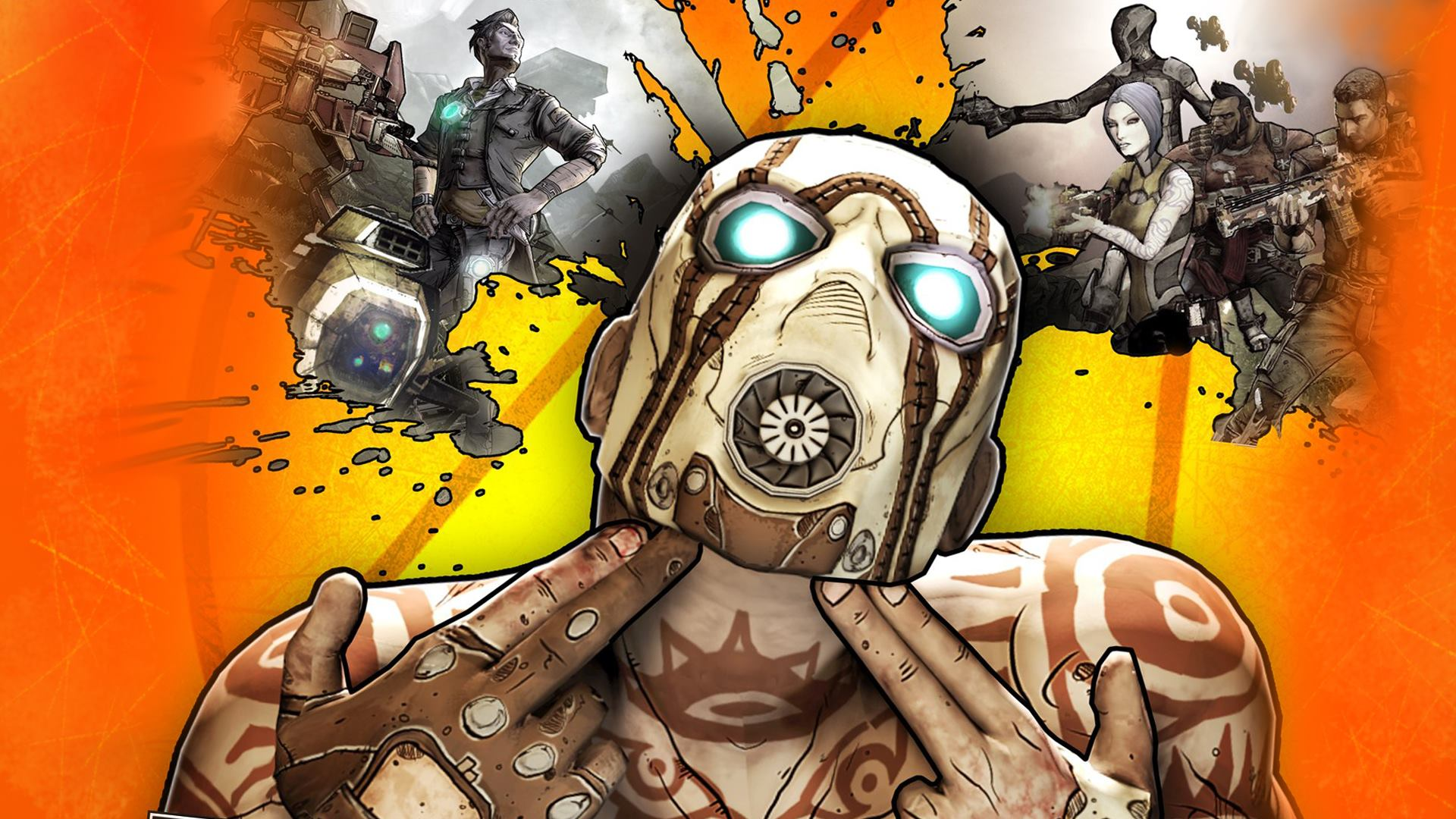 borderlands full hd wallpaper and background image | 1920x1080 | id