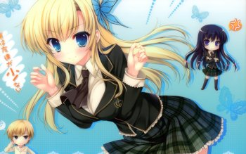 Anime - Boku Wa Tomodachi Ga Sukunai Wallpapers and Backgrounds ID : 271153