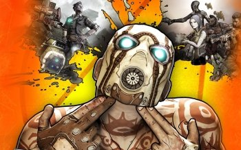 Video Game - Borderlands Wallpapers and Backgrounds ID : 271961