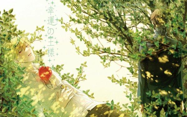Anime Fate/Zero Fate Series Gilgamesh Kirei Kotomine HD Wallpaper   Background Image