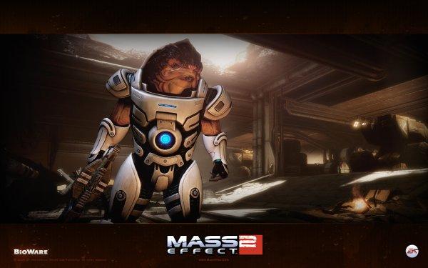 Video Game Mass Effect 2 Mass Effect Grunt HD Wallpaper | Background Image